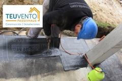 Impermeabilizando el forjado de una vivienda #PASSIVHAUS. TEUVENTO.COM. Convocatorias a subvenciones 2019 abiertas