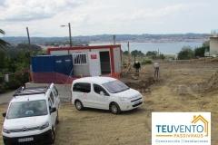 Iniciamos-replanteo-de-una-nueva-PASSIVHAUS-en-un-área-con-extraordinarias-vistas-Coruña-Vigo