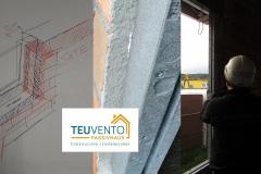 Perfiles-ISOCHEMIE-con-CAJAISLANT-para-persianas-exteriores-en-esta-PASSIVHAUS-Coruña-Vigo