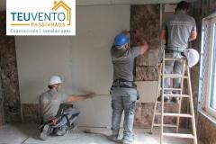Pladur-electricidad-y-ventilación-codo-con-codo-para-cumplir-plazos-en-esta-PASSIVHAUS-Coruña-Vigo