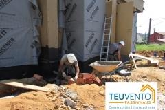 Saneamiento-exterior-y-consucción-de-pluviales-en-esta-PASSIVHAUS-Coruña