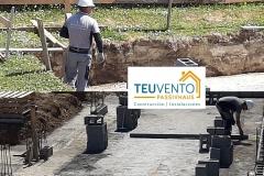 Saneamiento-y-ventilación-del-forjado-sanitario-antes-del-CAVITI-en-esta-PASSIVHAUS-Coruña
