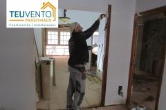 Tareas de reconstrucción de arcos tras demolición de tabique. TEUVENTO.COM. Convocatorias de subvenciones 2019 abiertas