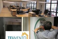 Alimentación-eléctrica-para-equipos-de-VENTILACIÓN-y-CLIMATIZACIÓN-en-locales-de-oficinas-Coruña-Vigo