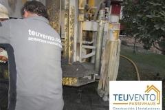 Pozos en geotermia