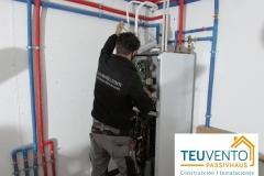 Conexión-eléctrica-entre-unidad-interior-y-exterior-de-AEROTERMIA-Coruña-Vigo