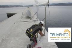 Eolica+solar fotovoltaica en puerto exterior