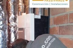 Sistema de ventilación mecánica en bajo cubierta