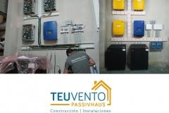 Instalación de autoconsumo energético fotovoltaico particular subvencionada al 50%.