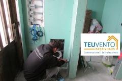 Instalación-de-electricidad-en-una-REHABILITACIONENERGETICA-Coruña