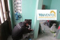 Instalación de electricidad en una reforma completa