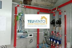 Preparando-circuito-hidráulico-y-eléctrico-para-llegada-de-bomba-de-calor-Coruña-Vigo