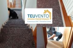 Protecciones-previas-a-la-instalación-de-un-RECUPERADORDECALOR-en-una-vivienda-habitada-Coruña-Vigo