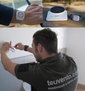 Teleasistencia Galicia